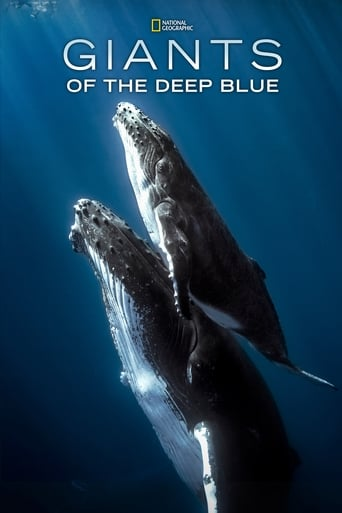 Giants of the Deep Blue poster