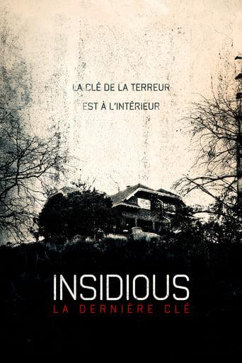 Poster of Insidious : la dernière clé