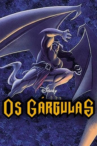 Gárgulas 1ª Temporada - Poster