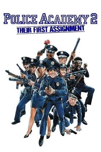 Police Academy 2: Their First Assignment image