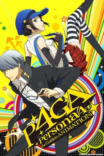 Watch Persona 4 The Golden Animation 2014 full online free