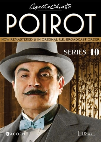 Poster of Poirot: The Mystery of the Blue Train