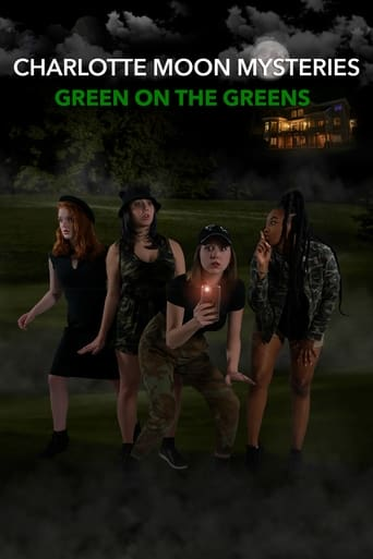 Poster Charlotte Moon Mysteries - Green on the Greens