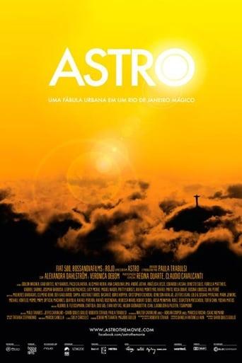 Poster of Astro - Uma Fábula Urbana em um Rio de Janeiro Mágico