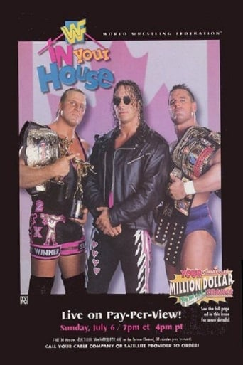 Poster of WWE In Your House 16: Canadian Stampede