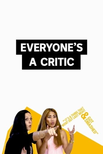 Poster of Everyone's a Critic