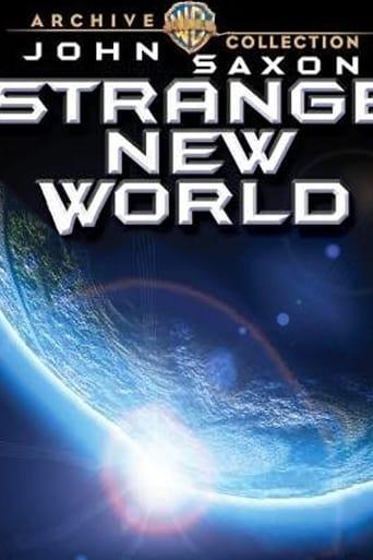 Poster of Strange New World
