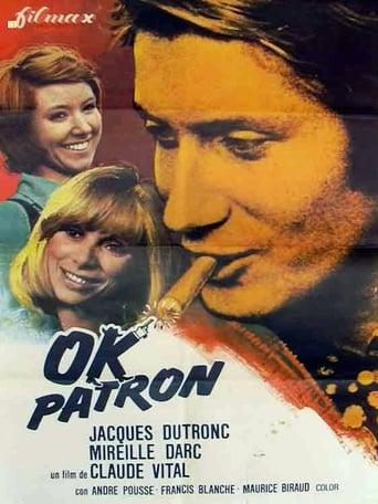 Poster of O.K. patron