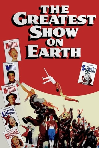 Watch The Greatest Show on Earth Online