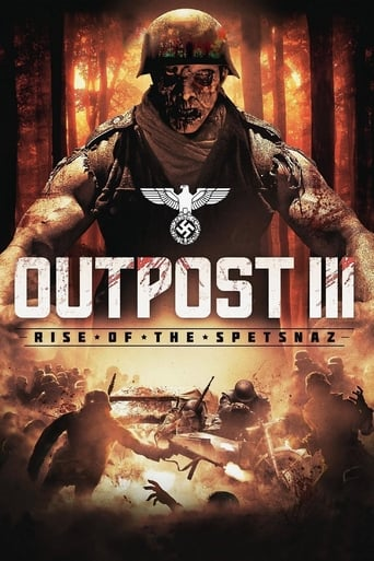 Poster of Outpost: Rise of the Spetsnaz