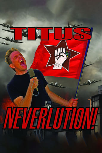 Poster of Christopher Titus: Neverlution