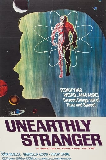 Poster of Unearthly Stranger