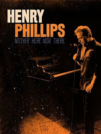 Poster of Henry Phillips: Neither Here Nor There