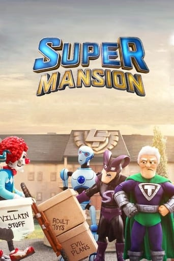 Download Legenda de Supermansion S03E09