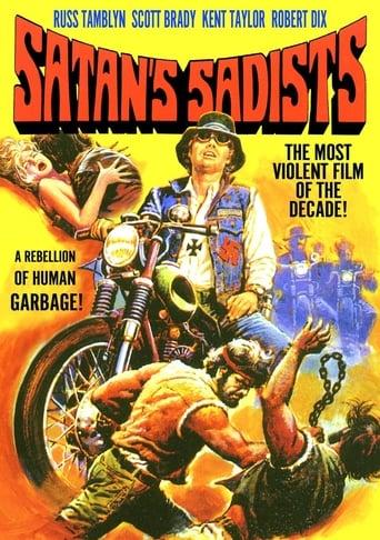 Poster of Satan's Sadists