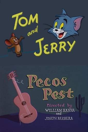 Poster of Pecos Pest