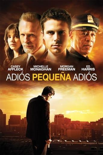 Poster of Adiós pequeña, adiós