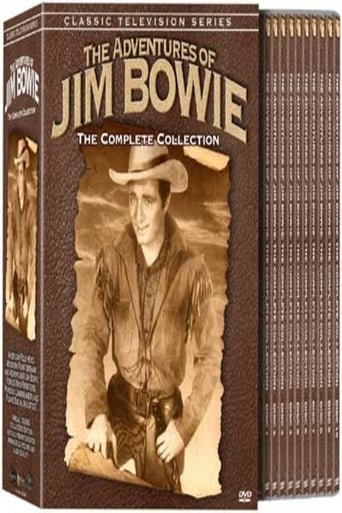 Poster of The Adventures of Jim Bowie