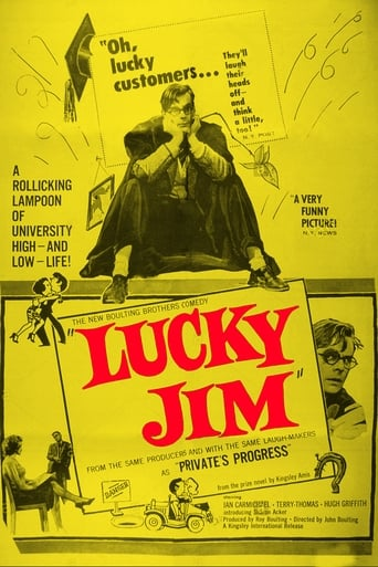 Poster of Lucky Jim