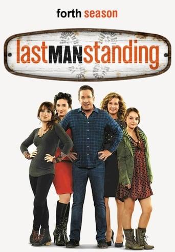 Paskutinis iš vyrų / Last Man Standing (2014) 4 Sezonas LT SUB