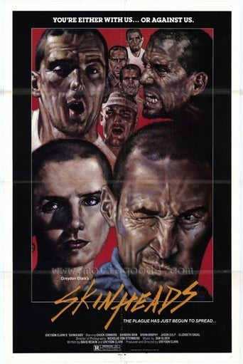 Poster of Skinheads