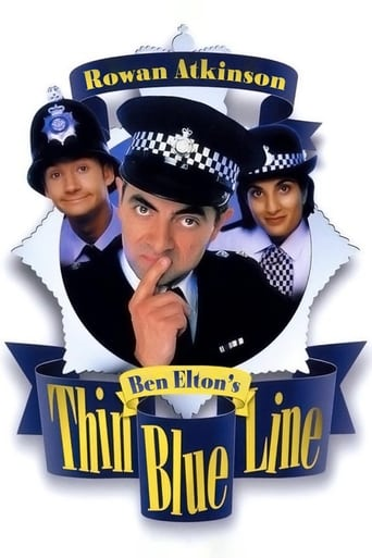 Poster of The Thin Blue Line