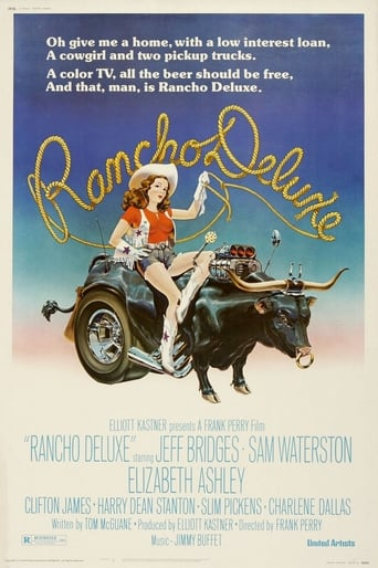 Poster of Rancho Deluxe