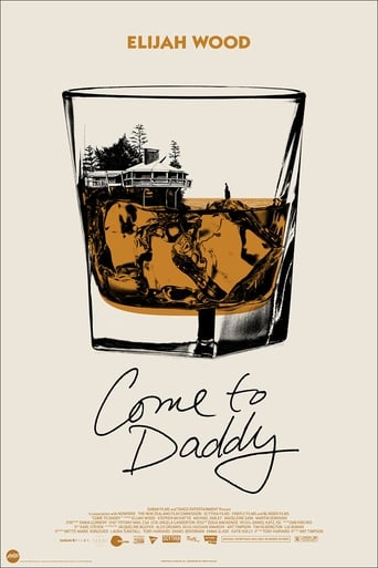 Come to Daddy (2019) - poster