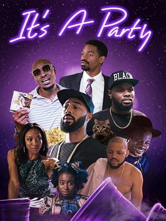 Poster of It's a Party