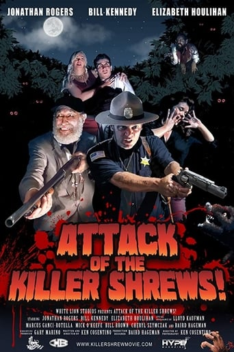 Poster of Attack of the Killer Shrews!