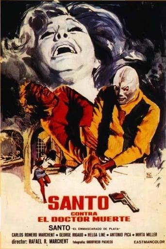 Poster of Santo Versus Doctor Death