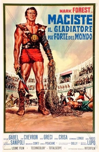 Poster of Colossus of the Arena