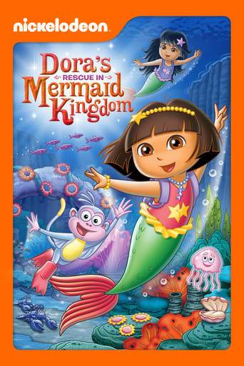 Dora the Explorer: Dora's Rescue in Mermaid Kingdom Movie Poster