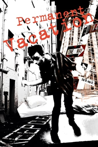 Poster of Permanent Vacation