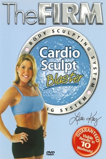 The Firm Body Sculpting System -  Cardio Sculpt Blaster Movie Poster