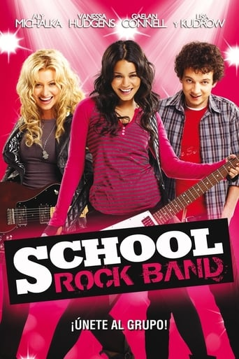 Poster of School Rock Band
