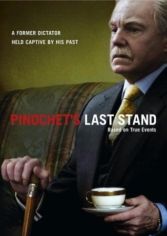 Poster of Pinochet in Suburbia