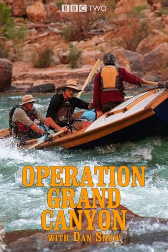 Operation Grand Canyon With Dan Snow Movie Poster