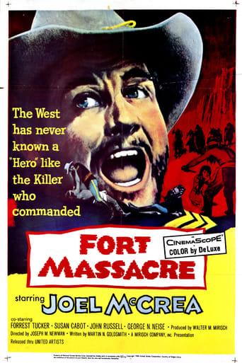 Poster of Fort Massacre
