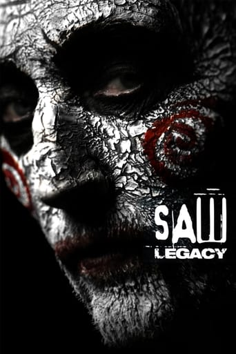 Poster of Saw - Legacy