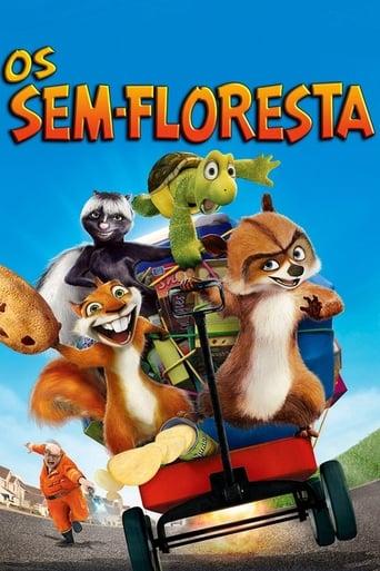 Os Sem-Floresta - Poster