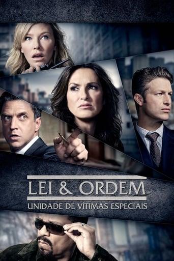 Lei & Ordem Unidade de Vítimas Especiais 18ª Temporada - Poster