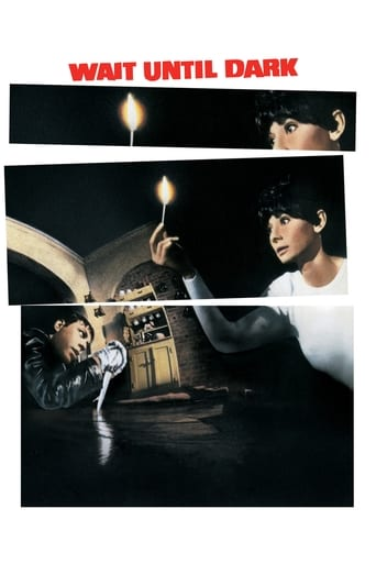 Wait Until Dark Poster