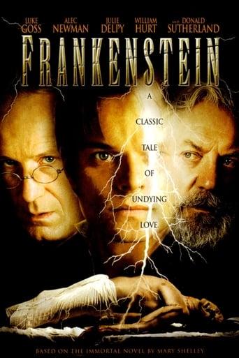 Poster of Frankenstein