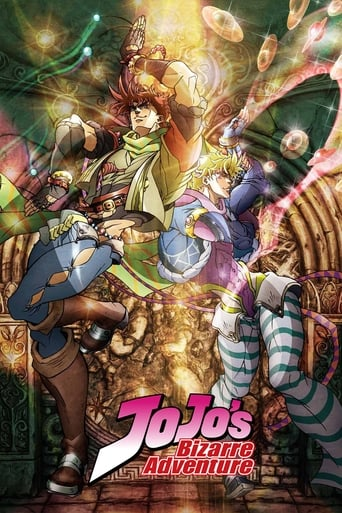 JoJo no kimyô-na bôken 1ª Temporada - Poster