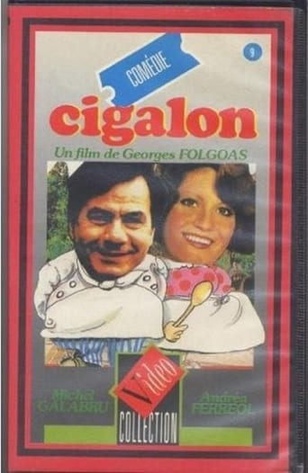 Poster of Cigalon