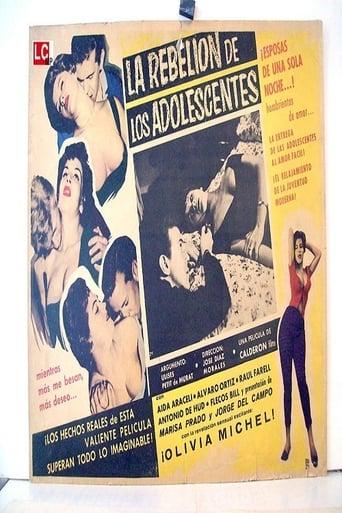 Poster of La rebelión de los adolescentes