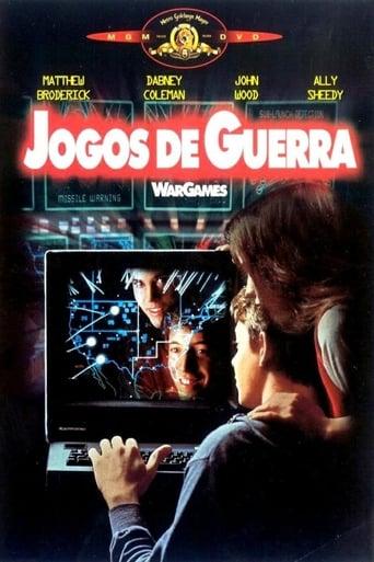 Jogos de Guerra - Poster