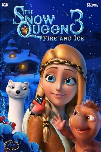 'The Snow Queen 3: Fire and Ice (2016)