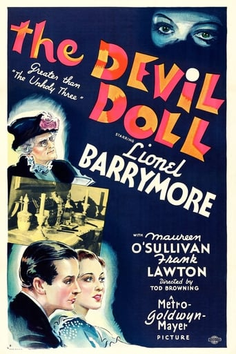 Poster of The Devil-Doll